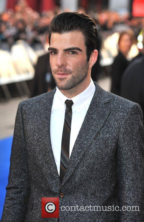 Zachary Quinto and Star Trek 1