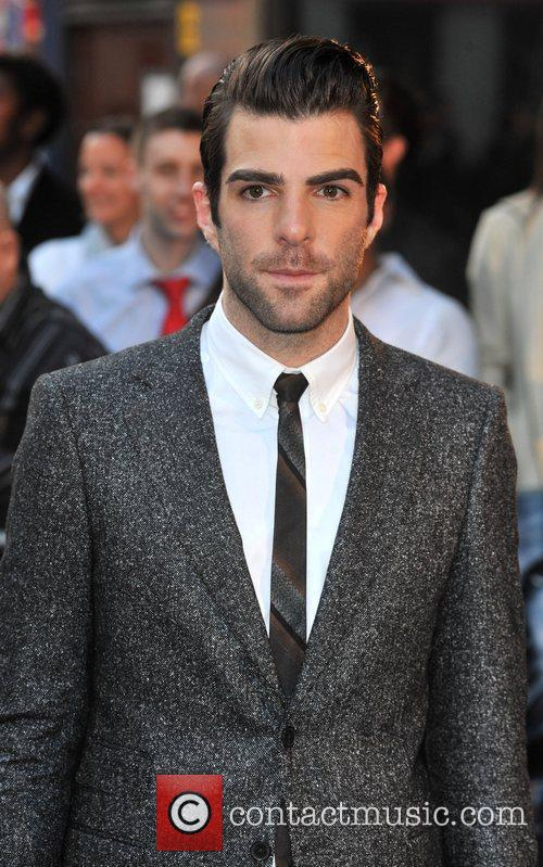 Zachary Quinto and Star Trek 9