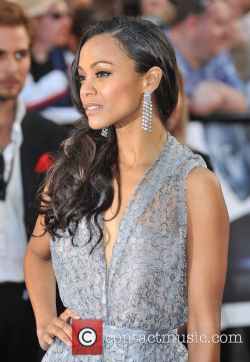 Zoe Saldana and Star Trek 19