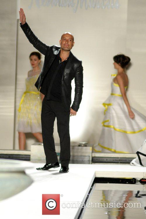 2009 collection of designer Angel Sanchez - The...