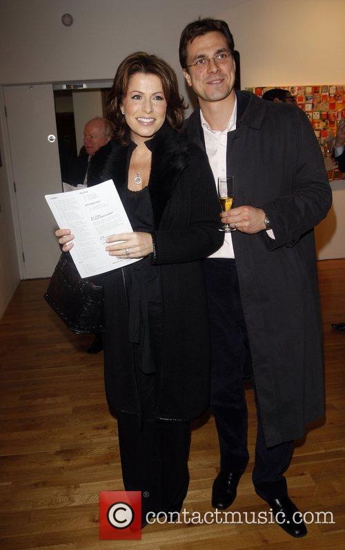 Natasha Kaplinsky and Guest Stars on canvas 2008...