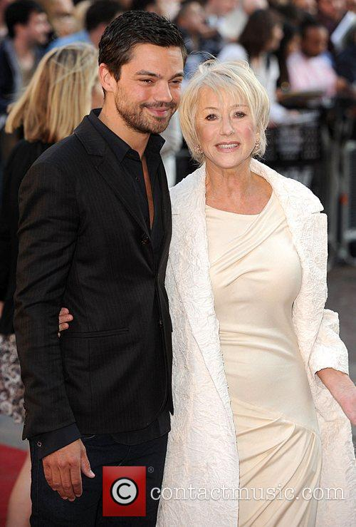 Helen Mirren and Dominic Cooper 5