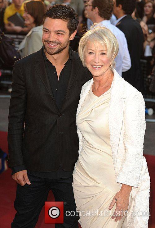 Helen Mirren and Dominic Cooper 9