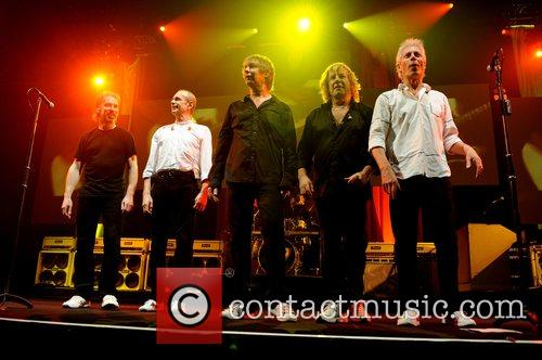 Status Quo and Rick Parfitt 2