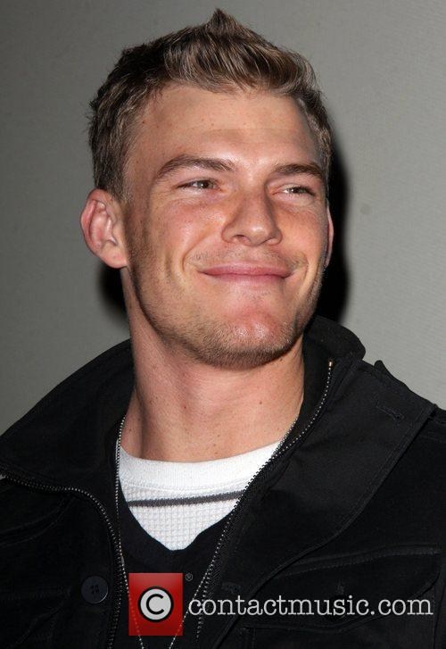 Alan Ritchson and Laemmle Sunset 1