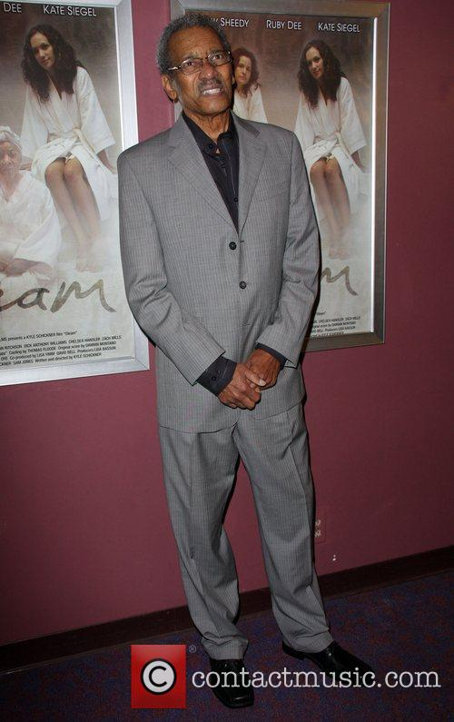 Dick Anthony Williams The Los Angeles premiere of...