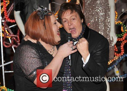Peter Kay and Stella Mccartney 5