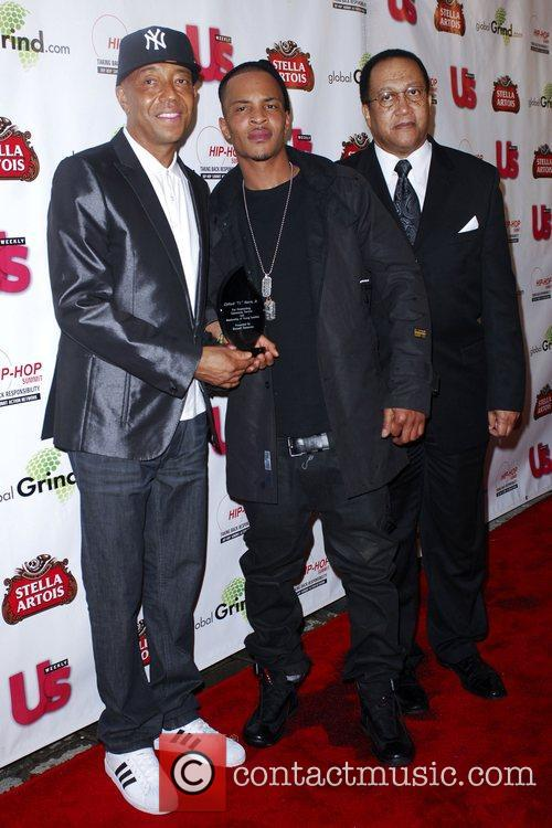 Russell Simmons and T.i. 1