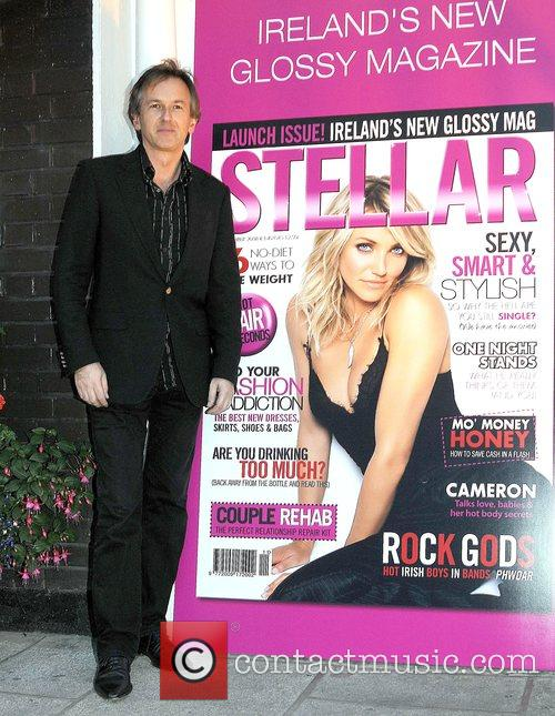 Michael Doherty Launch of new glossy magazine 'Stellar'...