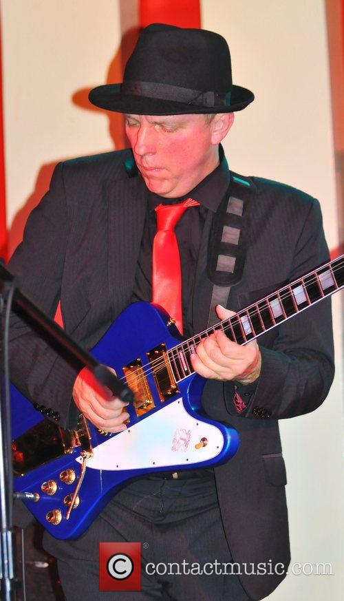 Blues Guitarist Legend Stephen Dale Petit 1