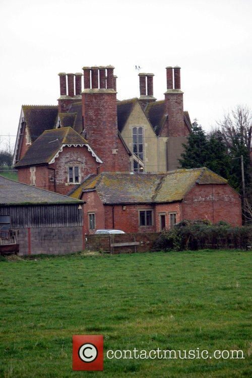 The Stepps Rehab Centre In Minsterworth Where The Former England Midfielder Paul Gascoigne Is Allegedly Undergoing Equine-assisted Psychotherapy Over Christmas To Help With His Alcoholism 7