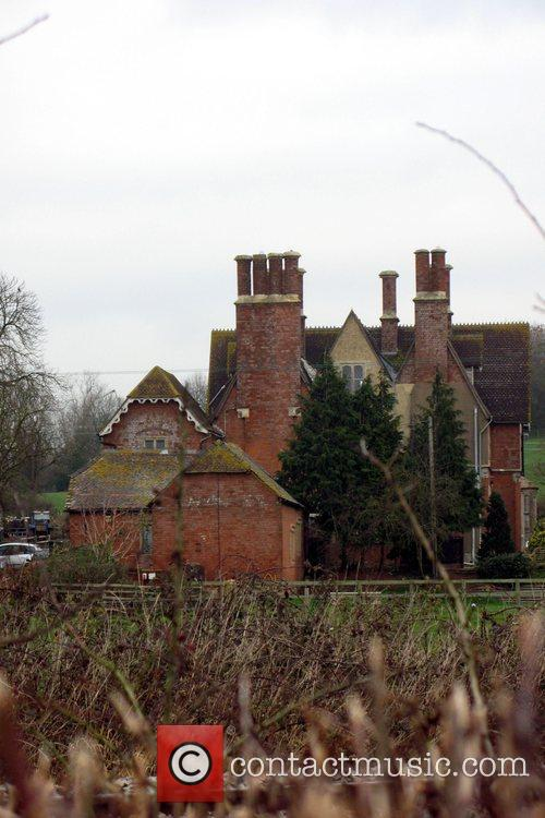 The Stepps Rehab Centre In Minsterworth Where The Former England Midfielder Paul Gascoigne Is Allegedly Undergoing Equine-assisted Psychotherapy Over Christmas To Help With His Alcoholism 5