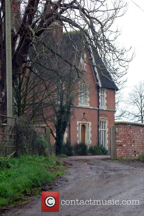 The Stepps Rehab Centre In Minsterworth Where The Former England Midfielder Paul Gascoigne Is Allegedly Undergoing Equine-assisted Psychotherapy Over Christmas To Help With His Alcoholism 4