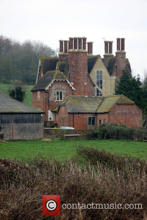The Stepps Rehab Centre In Minsterworth Where The Former England Midfielder Paul Gascoigne Is Allegedly Undergoing Equine-assisted Psychotherapy Over Christmas To Help With His Alcoholism 2
