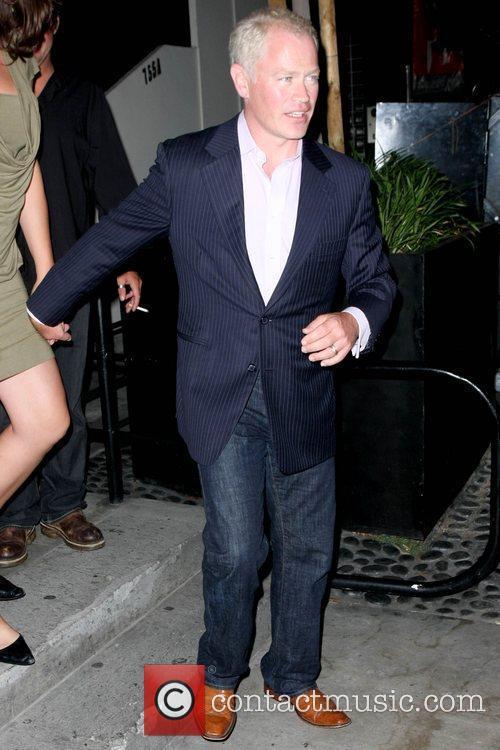 Neal McDonough leaving the STK 1 Year Anniversary...