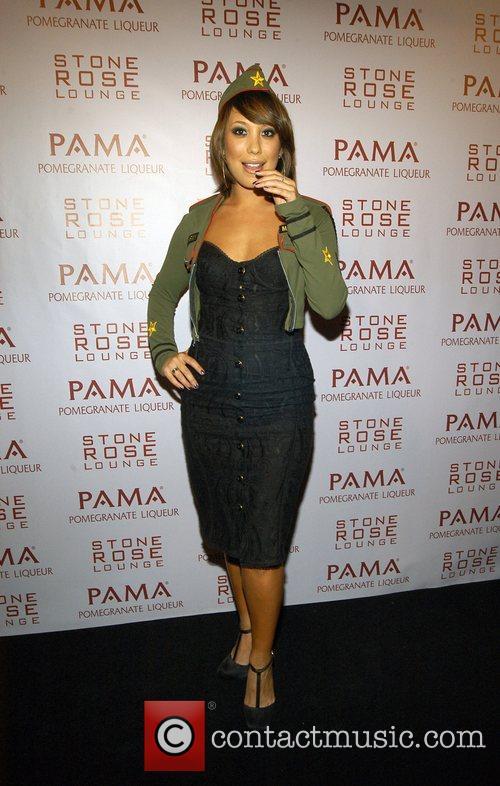 Kim Kardashian Hosts PAMA'S Halloween Masquerade at Stone...