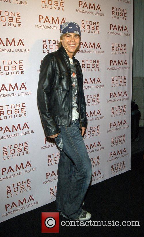 Derek Hough Kim Kardashian Hosts PAMA'S Halloween Masquerade...