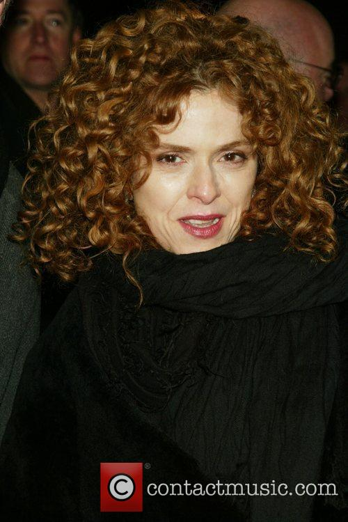 Bernadette Peters, The Booth Theatre