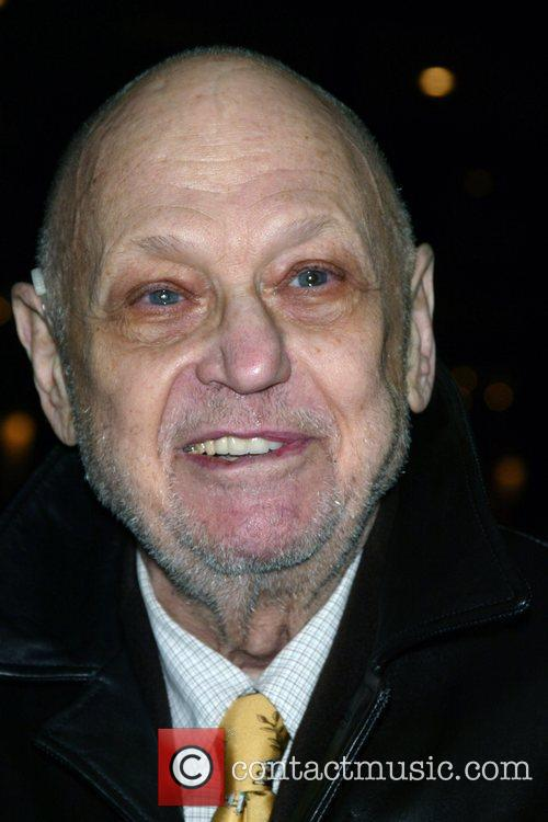 Charles Strouse Opening Night of the new Broadway...