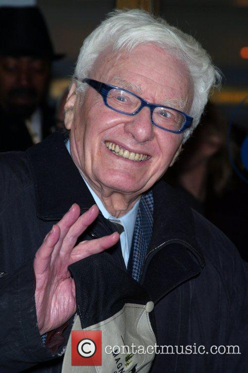 Peter Shaffer Opening Night of the new Broadway...