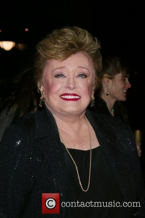 Rue McClanahan - Opening Night of the new Broadway Musical ...