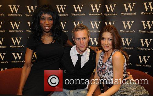 Heather Small, Mark Foster and Lisa Snowdon attend...