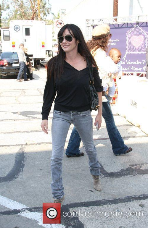 Shannon Doherty 7th Annual Stuart House Benefit held...