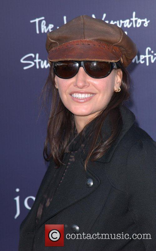 Gina Gershon 7th Annual Stuart House Benefit held...