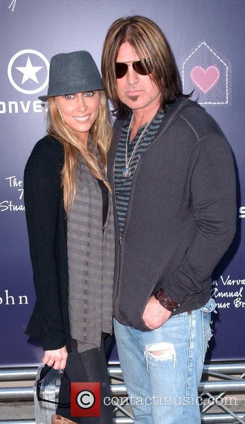 Leticia Cyrus and Billy Ray Cyrus 7th Annual...