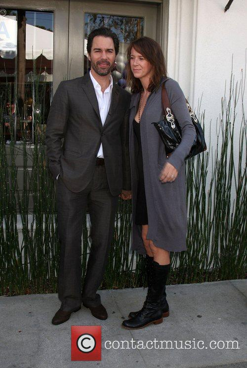 Eric McCormack and Guest 7th Annual Stuart House...