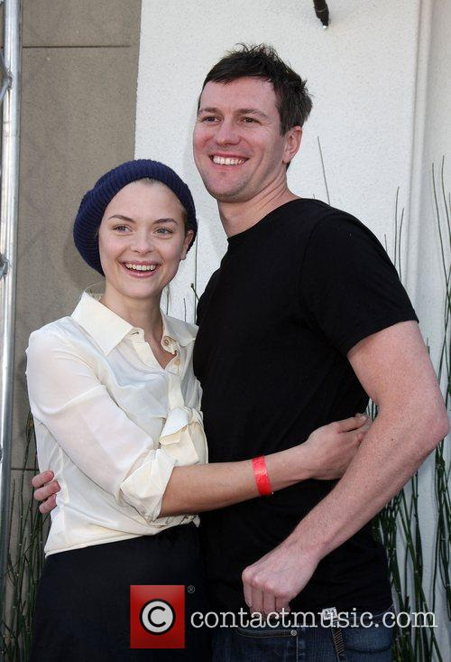Jaime King and Kyle Newman  7th Annual...