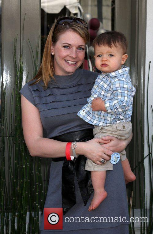 Melissa Joan Hart and Braydon Hart Wilkerson 4