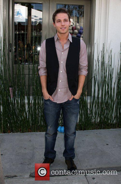 Shawn Pyfrom 7th Annual Stuart House Benefit held...