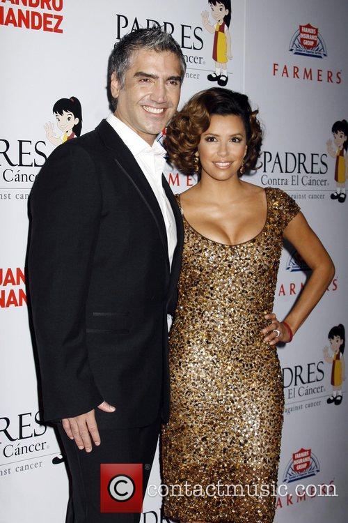 Eva Longoria and Alejandro Fernandez 7