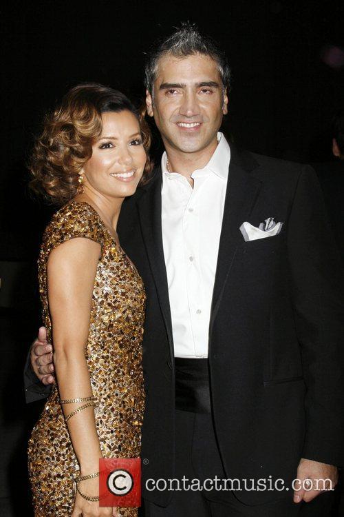 Eva Longoria and Alejandro Fernandez 10