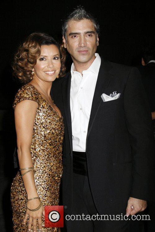 Eva Longoria and Alejandro Fernandez 11