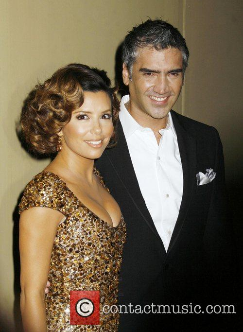 Eva Longoria and Alejandro Fernandez 5