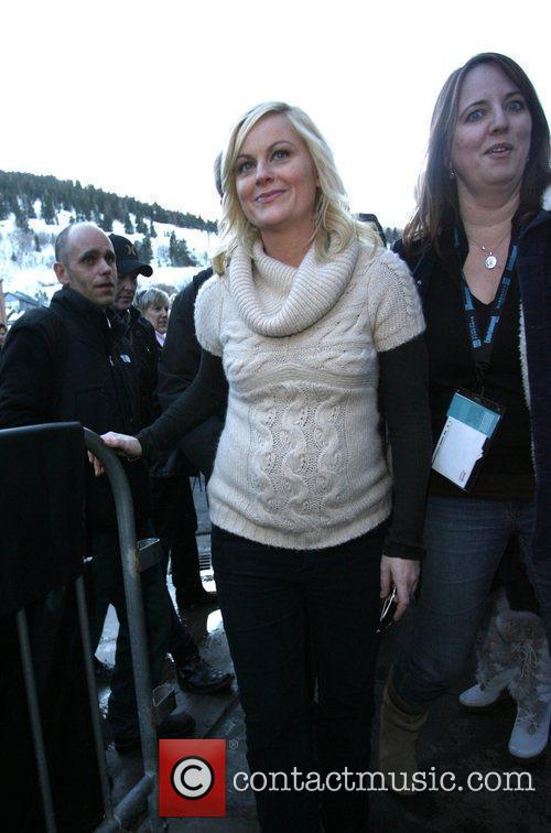 Amy Poehler, Sundance Film Festival