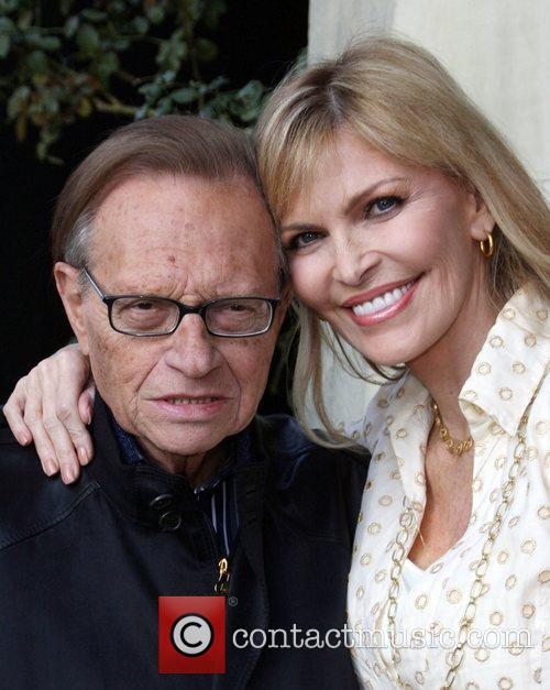 Larry King and Shawn Southwick 4