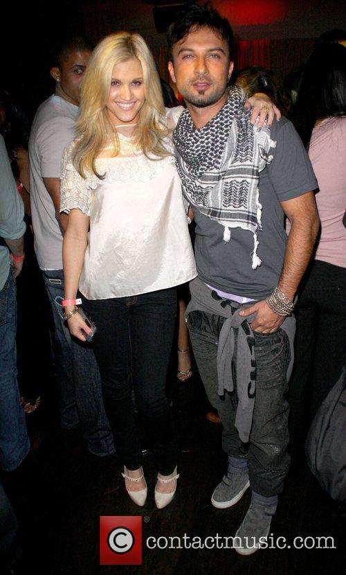 Ashley Roberts and Tarkan Tevetoglu Supermodels Unlimited Magazine...
