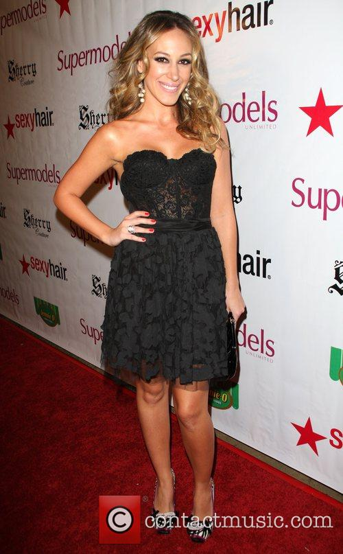 Haylie Duff Supermodels Unlimited Magazine issue release party...