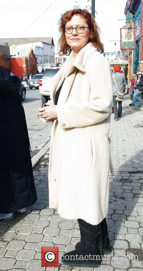 Out and about during the 2009 Sundance Film...