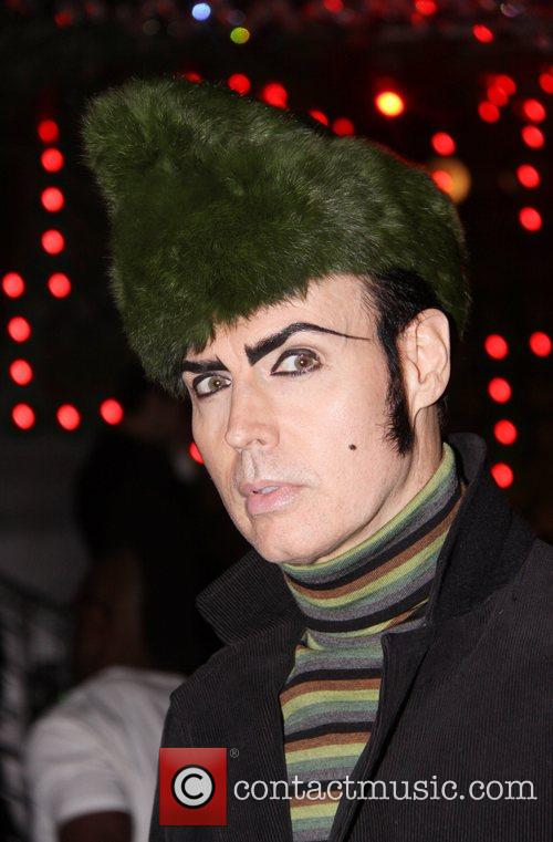 Susanne Bartsch's 2008 Holiday Toy Drive at Green...