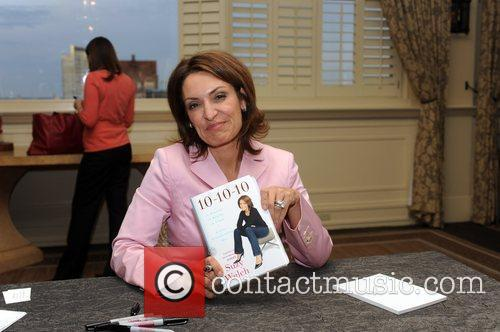 Suzy Welch attends a book signing and Q&A...
