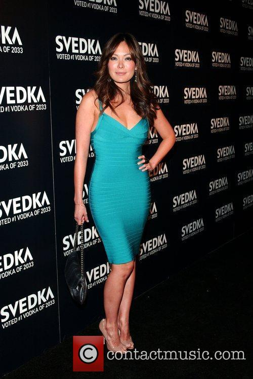 Svedka Vodka's Inauguration Soiree, held at Guy's Nightclub