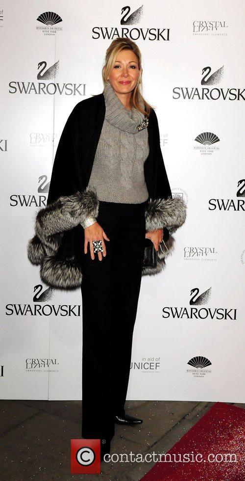 Nadja Swarovski attends cocktail reception ahead of the...