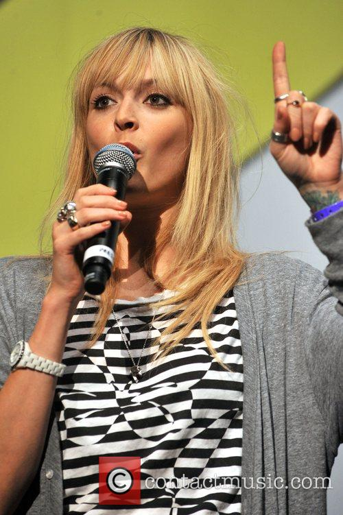 Fearne Cotton BBC Switch Live at the Hammersmith...