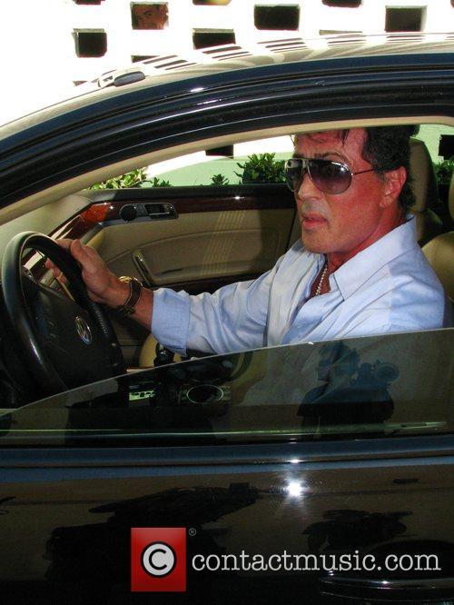 Sylvester Stallone 2
