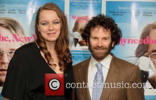 Samantha Morton and Charlie Kaufman 2