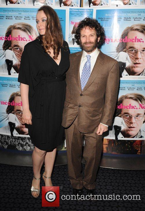 Samantha Morton and Charlie Kaufman 1